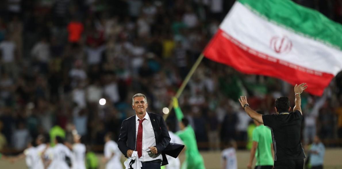 مدرب المنتخب الإيراني: لا أحد يريد مواجهتنا